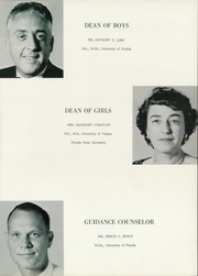 Page 9, 1964 Edition, Franklin Middle School - Franklin Cub Yearbook (Tampa, FL) online yearbook collection