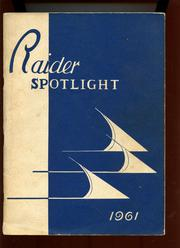 1961 Edition, Clearwater Junior High School - Spotlight Yearbook (Clearwater, FL)