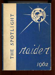 1962 Edition, Clearwater Junior High School - Spotlight Yearbook (Clearwater, FL)