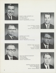Page 12, 1966 Edition, University of Florida College of Medicine - Retrospectroscope Yearbook (Gainesville, FL) online yearbook collection