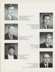 Page 14, 1966 Edition, University of Florida College of Medicine - Retrospectroscope Yearbook (Gainesville, FL) online yearbook collection