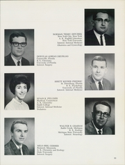 Page 15, 1966 Edition, University of Florida College of Medicine - Retrospectroscope Yearbook (Gainesville, FL) online yearbook collection