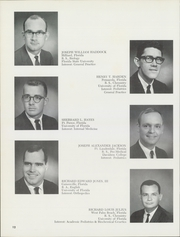 Page 16, 1966 Edition, University of Florida College of Medicine - Retrospectroscope Yearbook (Gainesville, FL) online yearbook collection