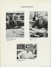 Page 8, 1966 Edition, University of Florida College of Medicine - Retrospectroscope Yearbook (Gainesville, FL) online yearbook collection