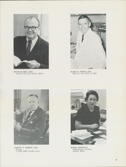Page 9, 1966 Edition, University of Florida College of Medicine - Retrospectroscope Yearbook (Gainesville, FL) online yearbook collection