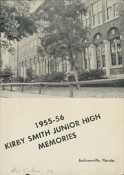 Page 3, 1956 Edition, Kirby Smith Middle School - Yearbook (Jacksonville, FL) online yearbook collection