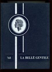 Page 1, 1968 Edition, Patricia Stevens Career College - La Belle Gentile Yearbook (Tampa, FL) online yearbook collection