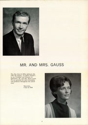 Page 11, 1968 Edition, Patricia Stevens Career College - La Belle Gentile Yearbook (Tampa, FL) online yearbook collection