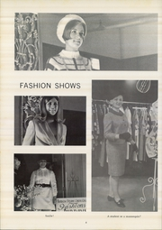 Page 8, 1968 Edition, Patricia Stevens Career College - La Belle Gentile Yearbook (Tampa, FL) online yearbook collection