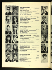 Page 12, 1969 Edition, University of South Florida - Aegean Yearbook (Tampa, FL) online yearbook collection