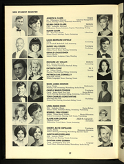 Page 16, 1969 Edition, University of South Florida - Aegean Yearbook (Tampa, FL) online yearbook collection