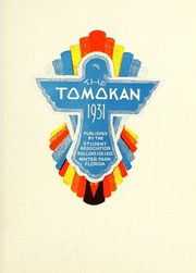 Page 9, 1931 Edition, Rollins College - Tomokan Yearbook (Winter Park, FL) online yearbook collection