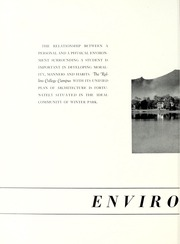Page 12, 1939 Edition, Rollins College - Tomokan Yearbook (Winter Park, FL) online yearbook collection