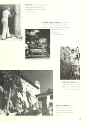 Page 23, 1954 Edition, Rollins College - Tomokan Yearbook (Winter Park, FL) online yearbook collection