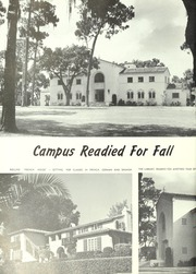 Page 24, 1954 Edition, Rollins College - Tomokan Yearbook (Winter Park, FL) online yearbook collection