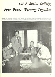 Page 29, 1954 Edition, Rollins College - Tomokan Yearbook (Winter Park, FL) online yearbook collection