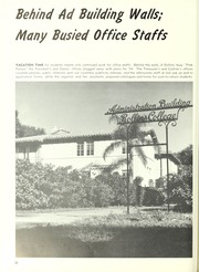 Page 32, 1954 Edition, Rollins College - Tomokan Yearbook (Winter Park, FL) online yearbook collection