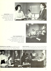 Page 35, 1954 Edition, Rollins College - Tomokan Yearbook (Winter Park, FL) online yearbook collection