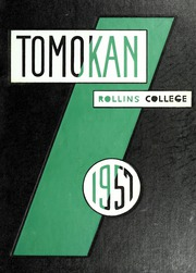 Rollins College - Tomokan Yearbook (Winter Park, FL) online yearbook collection, 1957 Edition, Page 1