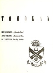 Page 7, 1960 Edition, Rollins College - Tomokan Yearbook (Winter Park, FL) online yearbook collection