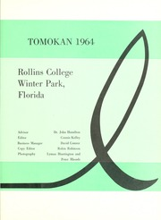 Page 5, 1964 Edition, Rollins College - Tomokan Yearbook (Winter Park, FL) online yearbook collection