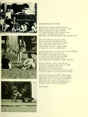 Page 11, 1972 Edition, Rollins College - Tomokan Yearbook (Winter Park, FL) online yearbook collection