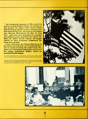 Page 8, 1981 Edition, Rollins College - Tomokan Yearbook (Winter Park, FL) online yearbook collection