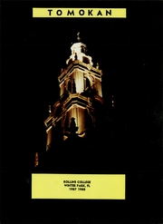 Page 3, 1988 Edition, Rollins College - Tomokan Yearbook (Winter Park, FL) online yearbook collection