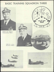 Page 19, 1963 Edition, US Naval Air Station - Yearbook (Whiting Field, FL) online yearbook collection