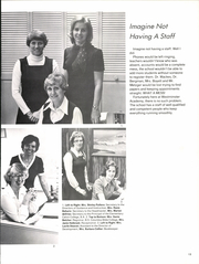 Page 17, 1978 Edition, Westminster Academy - Optime Yearbook (Fort Lauderdale, FL) online yearbook collection