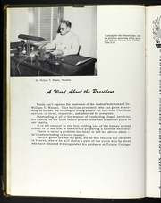 Page 10, 1952 Edition, Trinity College - Beacon Yearbook (Dunedin, FL) online yearbook collection