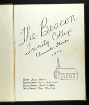 Page 5, 1952 Edition, Trinity College - Beacon Yearbook (Dunedin, FL) online yearbook collection