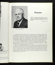 Page 9, 1952 Edition, Trinity College - Beacon Yearbook (Dunedin, FL) online yearbook collection