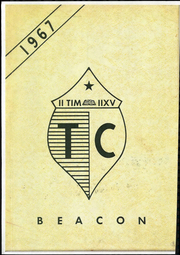1967 Edition, Trinity College - Beacon Yearbook (Dunedin, FL)