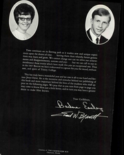 Page 10, 1967 Edition, Trinity College - Beacon Yearbook (Dunedin, FL) online yearbook collection