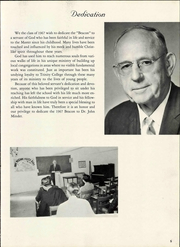 Page 11, 1967 Edition, Trinity College - Beacon Yearbook (Dunedin, FL) online yearbook collection