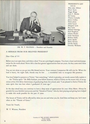Page 12, 1967 Edition, Trinity College - Beacon Yearbook (Dunedin, FL) online yearbook collection