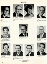 Page 14, 1967 Edition, Trinity College - Beacon Yearbook (Dunedin, FL) online yearbook collection