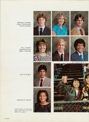Page 10, 1984 Edition, Cajon High School - Vaquero Yearbook (San Bernardino, CA) online yearbook collection