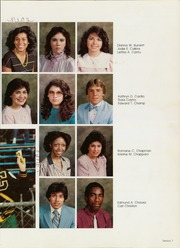 Page 11, 1984 Edition, Cajon High School - Vaquero Yearbook (San Bernardino, CA) online yearbook collection