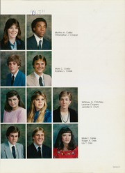Page 13, 1984 Edition, Cajon High School - Vaquero Yearbook (San Bernardino, CA) online yearbook collection
