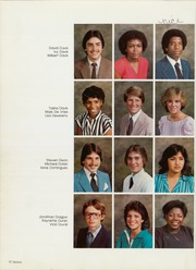 Page 14, 1984 Edition, Cajon High School - Vaquero Yearbook (San Bernardino, CA) online yearbook collection