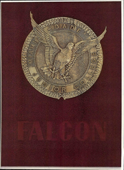 1969 Edition, Miami Dade College North Campus - Falcon Yearbook (Miami, FL)
