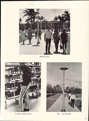 Page 13, 1969 Edition, Miami Dade College North Campus - Falcon Yearbook (Miami, FL) online yearbook collection