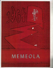 1964 Edition, Memorial Junior High School - Memeola Yearbook (Orlando, FL)