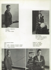 Page 14, 1958 Edition, Seabreeze Private School - Sea Wind Yearbook (Daytona Beach, FL) online yearbook collection