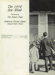 Page 5, 1958 Edition, Seabreeze Private School - Sea Wind Yearbook (Daytona Beach, FL) online yearbook collection
