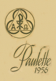 1956 Edition, St Pauls High School - Paulette Yearbook (St Petersburg, FL)