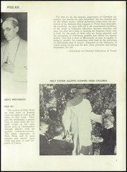Page 11, 1956 Edition, St Pauls High School - Paulette Yearbook (St Petersburg, FL) online yearbook collection