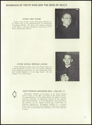 Page 15, 1956 Edition, St Pauls High School - Paulette Yearbook (St Petersburg, FL) online yearbook collection